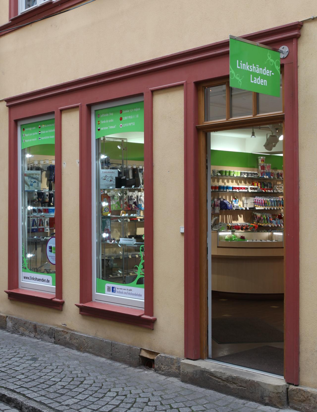 Laden von Außen