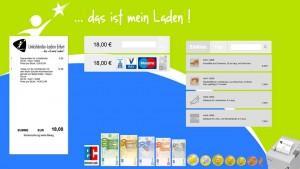 Kassensystem - Kartenzahlung