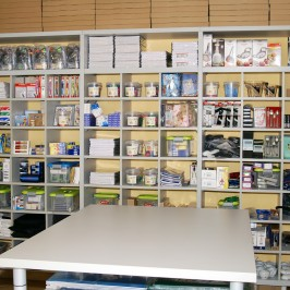 Eröffnung  des Linkshänder-Laden Erfurt