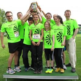 Teamlauf Jena 2014