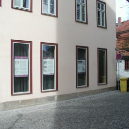 Umzug in die Erfurter Altstadt