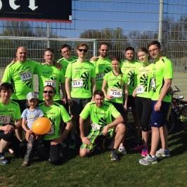 Teamlauf Jena 2015